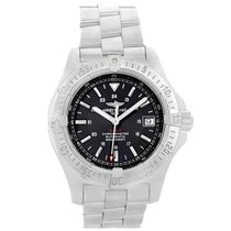 Breitling Colt Automatic Zeljezo 41mm Crn
