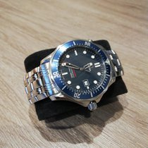 Omega 2221.80.00 Steel Seamaster Diver 300 M pre-owned