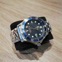 Omega 2221.80.00 Staal Seamaster Diver 300 M tweedehands