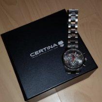 Certina Titanium 41mm Quartz C034.417.44.087.00 pre-owned