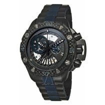 Zenith Titanium Automatic Black pre-owned Defy