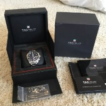 TAG Heuer Link Steel 42mm Black United States of America, Illinois, Chicago