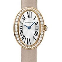 Cartier Baignoire Rose gold 25mm Silver United States of America, Florida, Sunny Isles Beach