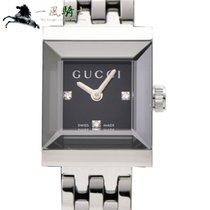 Gucci Steel 18mm Quartz YA128507 pre-owned