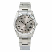 Rolex Air King Steel United States of America, New York, New York
