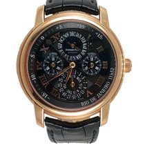 Audemars Piguet Jules Audemars Rose gold 43mm Black Roman numerals United States of America, New York, New York