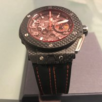 Hublot Big Bang Ferrari Carbon 45mm Transparent Arabisch Deutschland, chemnitz