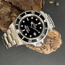 Rolex Sea-Dweller 4000 16600 Very good Steel 40mm Automatic