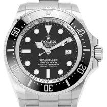 Rolex Sea-Dweller Deepsea 126660 2019 подержанные