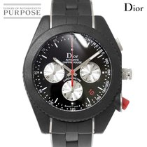 Dior Chiffre Rouge Steel 42mm Black
