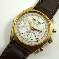 Rolex 6036 Dato-Compax 18k Chronograph Jean Claude Killy