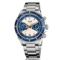 Tudor Heritage Chrono Blue - 70330b