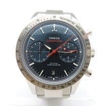 Omega Speedmaster Chronograph Blue Dial Stainless Steel Men's...