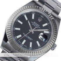 Rolex Datejust II Stahl 116334