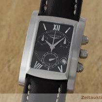 Longines Dolce Vita Chronograph Edelstahl Herrenuhr L5.663.4