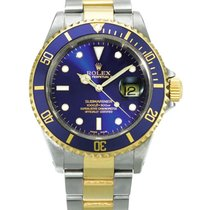 Rolex | A Stainless Steel And Yellow Gold Automatic Centre...