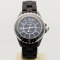 Chanel J12 Automatic 38mm Black Ceramic Ref.H0685