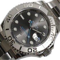 ロレックス Yacht-Master Automatic Stainless Steel Men's Watch 116622