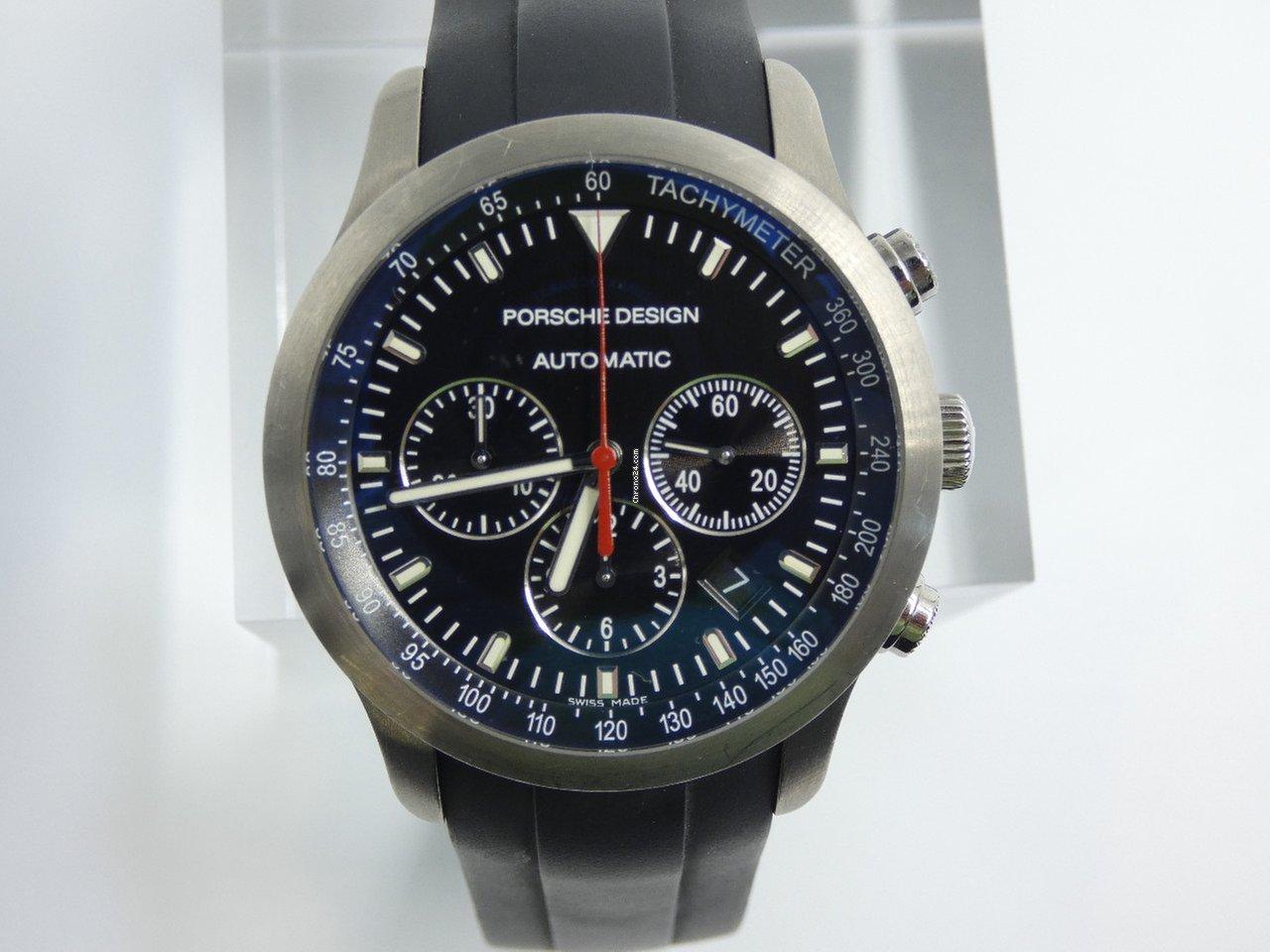 Αγορά ρολογιών Porsche Design  ae73e39a430