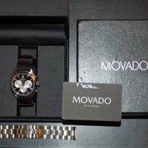 Movado Acier 40mm Remontage automatique Movado chrono Datron automatique nouveau France, PARIS