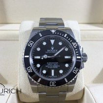 Rolex Submariner (No Date) usados 40mm Acero