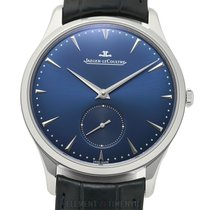 Jaeger-LeCoultre Master Grande Ultra Thin Steel 40mm Blue United States of America, New York, New York