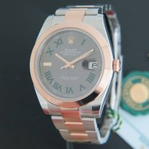 Rolex 41mm Automatisk 2018 ny Datejust (Submodel)