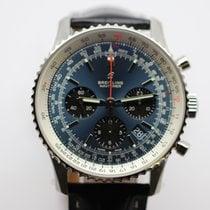 Breitling Navitimer 1 B01 Chronograph 43 Steel 43mm Blue