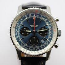 Breitling Navitimer 1 B01 Chronograph 43 Stahl 43mm Blau Schweiz, Zürich