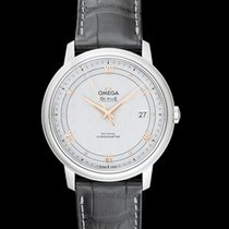 Omega De Ville Prestige new Automatic Watch with original box and original papers 424.13.40.20.02.005