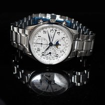 Longines Steel Automatic L26734786 new United States of America, California, San Mateo