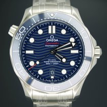 Omega Seamaster Diver 300 M 21230412001003. pre-owned