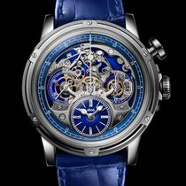 Louis Moinet Memoris Titan 46mm Ingen tall