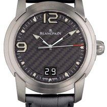 Blancpain Stal 43.5mm Automatyczny R10-1103-53B nowość