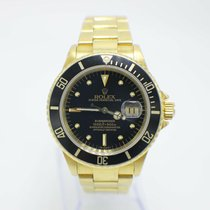 Rolex Submariner Date Yellow gold 40mm Black United States of America, California, San Diego