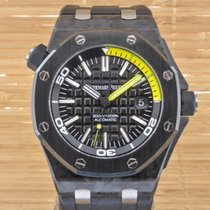 Audemars Piguet Royal Oak Offshore Diver Carbon 42mm Black No numerals United Kingdom, Southampton