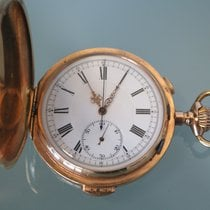 Invicta Montre occasion 1900 Or jaune Remontage manuel Montre uniquement