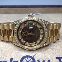 Rolex Day-Date Yellow gold 36mm Grey No numerals UAE, Dubai