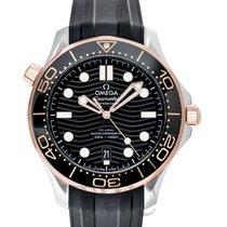 Omega Seamaster Diver 300 M 210.22.42.20.01.002 new