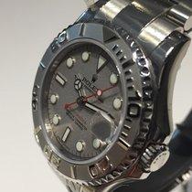 Rolex Yacht-Master nuevo Automático Reloj con estuche y documentos originales 168622