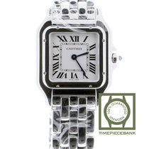 Cartier Panthère Staal 27mm Zilver Romeins