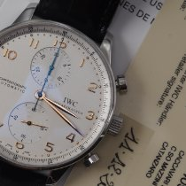 IWC Portuguese Chronograph IW371401 2008 pre-owned