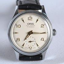 오리스 스틸 38mm 수동감기 ORIS  7312 Small Seconds Hand Winding Watch 중고시계 대한민국, Goyang-si