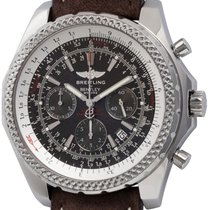 Breitling Bentley Motors Acero 48mm Negro