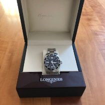 Longines HydroConquest L3.642.4 2008 pre-owned