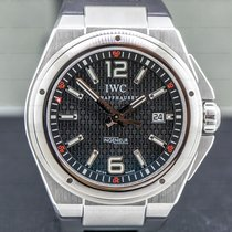 IWC Ingenieur Automatic Steel 46mm Black Arabic numerals United States of America, Massachusetts, Boston
