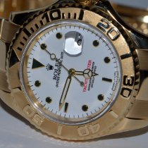 Rolex Yacht-Master 16628 Very good Yellow gold 40mm Automatic United States of America, New York, Greenvale