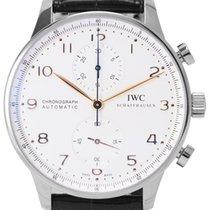 IWC Portugieser Chronograph Stahl 41mm