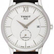 Tissot Tradition Acero 40mm Plata