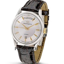 Philip Watch Sunray Steel 49mm Silver